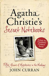 Picture of a book: Agatha Christie's Secret Notebooks
