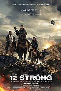 Picture of a movie: 12 Strong