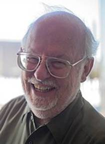 Picture of an author: Greg Bear