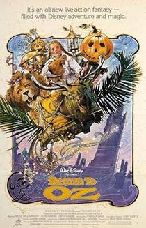 Picture of a movie: Return To Oz