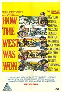 Picture of a movie: How The West Was Won