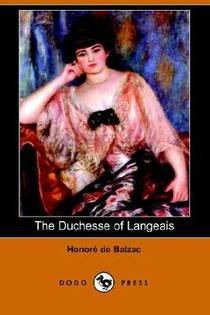Picture of a book: The Duchesse Of Langeais