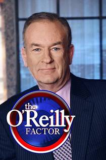 Picture of a TV show: The O'reilly Factor
