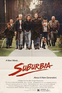 Picture of a movie: Suburbia
