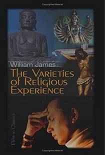 Picture of a book: The Varieties Of Religious Experience