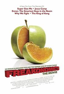 Picture of a movie: Freakonomics