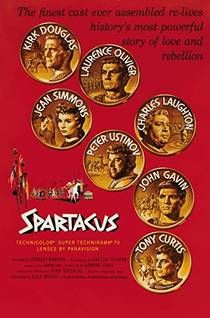 Picture of a movie: Spartacus