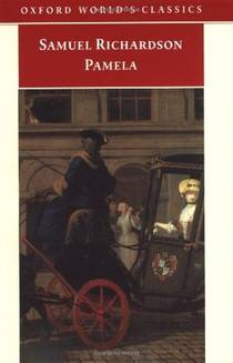 Picture of a book: Pamela; Or, Virtue Rewarded