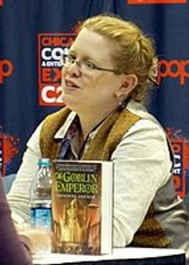 Picture of an author: Katherine Addison