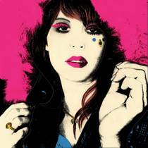 Picture of a band or musician: Glass Candy