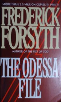 Picture of a book: The Odessa File