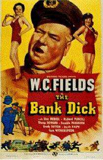 Picture of a movie: The Bank Dick