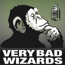 Picture of a podcast: Very Bad Wizards