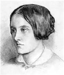 Picture of an author: Christina Rossetti