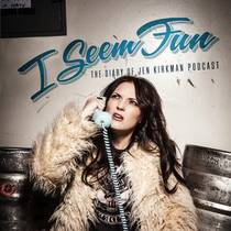 Picture of a podcast: I Seem Fun: The Diary Of Jen Kirkman Podcast
