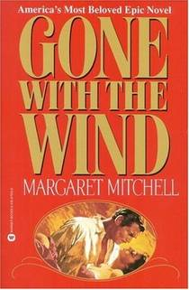 Picture of a book: Gone With The Wind