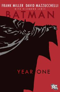 Picture of a book: Batman: Year One
