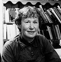 Picture of an author: Penelope Fitzgerald