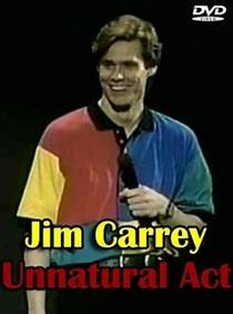 Picture of a TV show: Jim Carrey: Unnatural Act