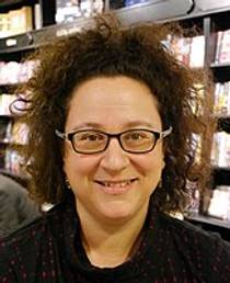 Picture of an author: Sophie Hannah