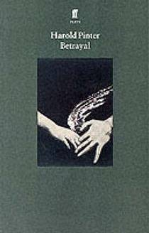 Picture of a book: Betrayal