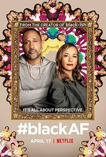 Picture of a TV show: #blackaf