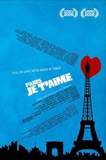 Picture of a movie: Paris, Je T'aime