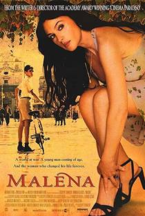 Picture of a movie: Malèna