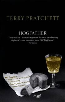 Picture of a book: Hogfather