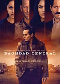 Picture of a TV show: Baghdad Central
