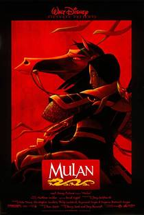 Picture of a movie: Mulan