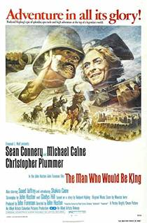 Picture of a movie: The Man Who Would Be King
