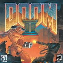 Picture of a game: Doom II