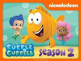 Picture of a TV show: Bubble Guppies