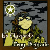Picture of a band or musician: Les Claypool's Frog Brigade