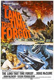 Picture of a movie: The Land That Time Forgot