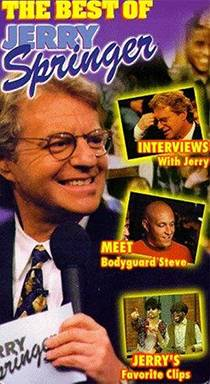 Picture of a TV show: The Jerry Springer Show