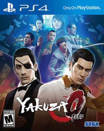 Picture of a game: Yakuza 0