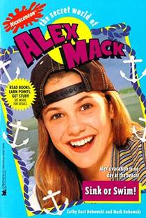 Picture of a TV show: The Secret World Of Alex Mack