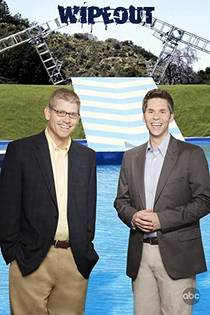Picture of a TV show: Wipeout