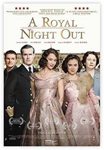 Picture of a movie: A Royal Night Out