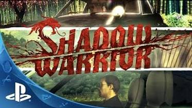 Picture of a game: Shadow Warrior