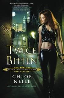Picture of a book: Twice Bitten