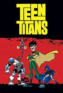 Picture of a TV show: Teen Titans