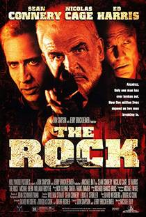 Picture of a movie: The Rock