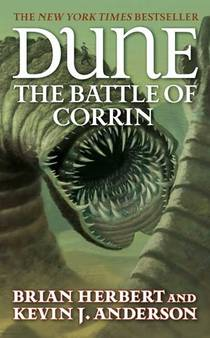 Picture of a book: The Battle Of Corrin