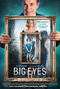 Picture of a movie: Big Eyes