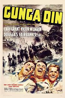 Picture of a movie: Gunga Din
