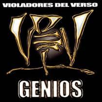 Picture of a band or musician: Violadores Del Verso