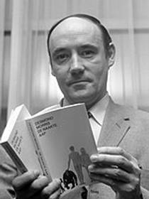 Picture of an author: Desmond Morris